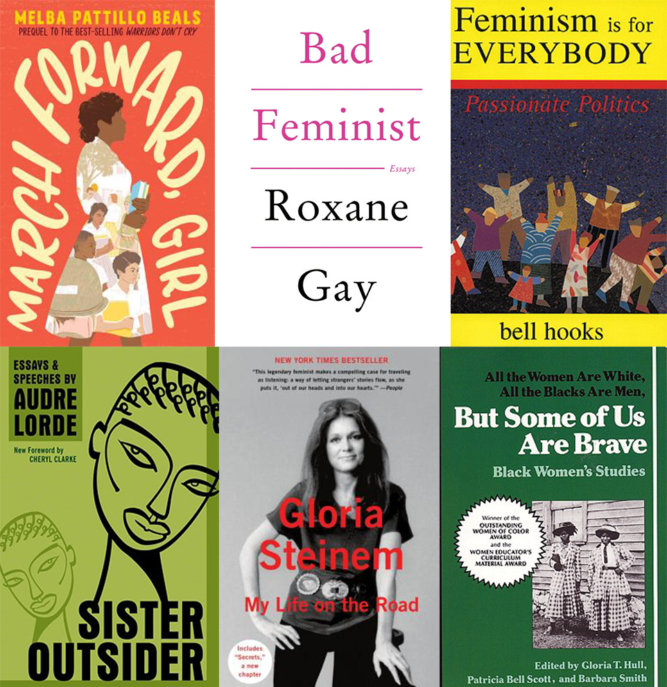 Women's History Month Books