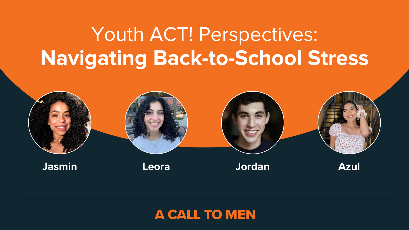 Youth ACT! Perspectives on Back-To-School Stress